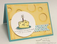 Giggle Greetings by Lorri Heiling, Confessions of a Stamping Addict
