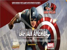 Play Captain America slot game online.  http://www.onlineslotgames4u.com/play/captain-america-slot-game/