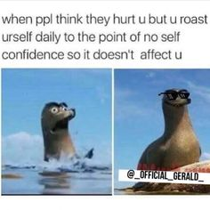Image result for gerald sea lion meme