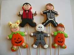 HALLOWEEN KIDS by Galletas divertidas