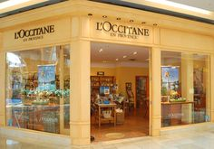 L'OCCITANE. Love their products!! ❤️❤️