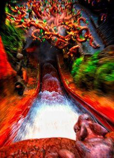 Splash Mountain... is fun!!!