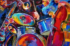abstract colorful art paintings - Google Search