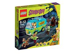 Lego Scooby Doo The Mystery Machine LEGO
