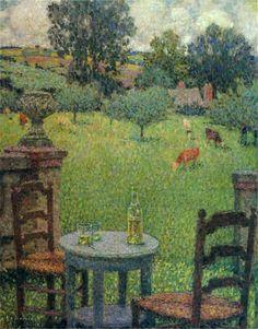 byHenri Eugene Augustin Le Sidaner