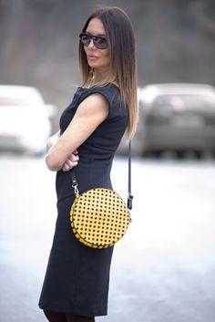Women Yellow clutch, Pony leather Clutch Handbag for Women, Clutch Bag, Leather Clutch Bag  BA0804LD by EUGfashion on Etsy