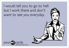 30 Funny E-Cards About Work