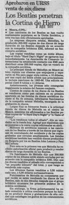 Publicado el 3 de abril de 1986.