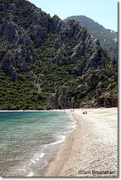 Olimpos Beach, Turkey