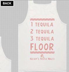 Shirt Idea: Cinco De Drinko (back)