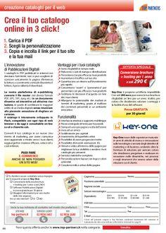 Pubblica su Internet i tuoi cataloghi - Pagina: http://www.toppartners.it/prodotto/crea-il-tuo-catalogo-online.aspx?p=82