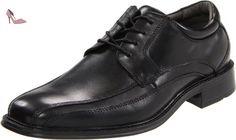Dockers Endow Hommes Noir Large Cuir Chaussures habillées EU 43 - Chaussures dockers by gerli (*Partner-Link)