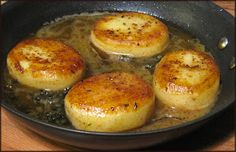 A Glug of Oil: How to Make - The Best Fondant Potatoes