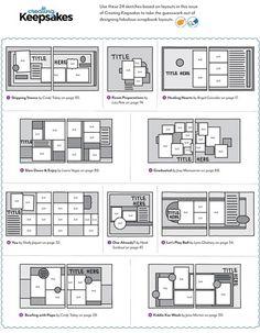Bonus Sketches: May/June 2011   May/June 2011   Creating Keepsakes