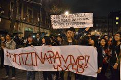 Ayotzinapa vive 20 de noviembre
