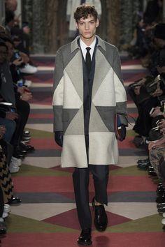 See the Valentino menswear autumn/winter 2015 collection