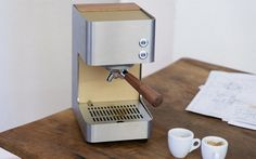 "Coffee Machine ""Zuriga"" Made in Switzerland"