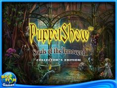 PuppetShow: Souls of the Innocent Collector's Edition HD Cheats and Hacks