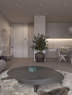 Living Room Flooring, Apartment Interior Design, Carpet Design, Minimalist Interior, Architect Design, Tile Design, Design Design, Elle Decor, Wabi Sabi