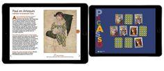 Joue avec Picasso.mania : les puzzles | RMN - Grand Palais jeune public, puzzles, jeux pour les enfants, Picasso.mania