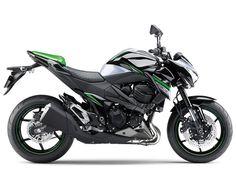 """Kawasaki Z800 """"ABS"""" (2016)"""