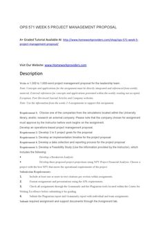 Proposal Management Best Industry Practices By Lohfeld Consulting