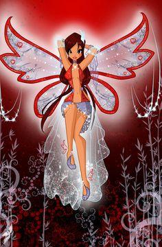 Winx Club Sparklix | Raiyla extra sparklix by fantazyme