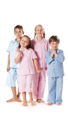Schnittmuster für Schlafanzug 9747