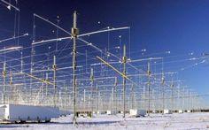 HAARP Amateur Radio Experiment