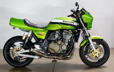 Lossa Engineering Kawasaki ZRX1200. Enhancing an already brilliant bike.