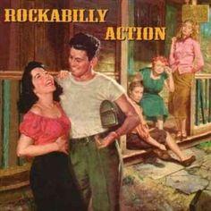 Various - Rockabilly Action