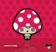Cute little mushroom baby Cartoon Edits, Cute Cartoon, Plant Cartoon, Kawaii Art, Kawaii Shop, Kawaii Drawings, Cute Characters, Japanese Culture, Popular Culture