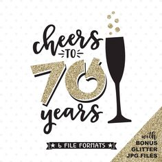 Download Forty and Fabulous SVG, 40th SVG, fortieth SVG, 40th ...