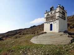 ✨ Traditional dovecote in Tinos island  ☺  ✨