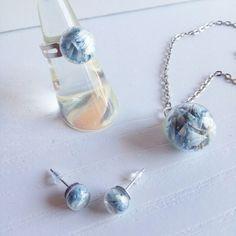 #color  #nolacapricci  #earrings #blue #dıy #pendant #pendants #necklace #necklaces #collar #ring  #primavera #silver #rings #flowers #flower #cristal