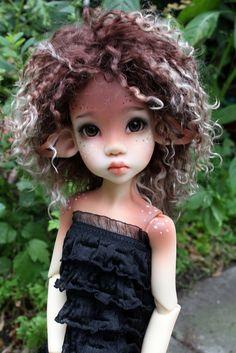 Kaye Wiggs - Laryssa my Faun by Meadowdolls, via Flickr