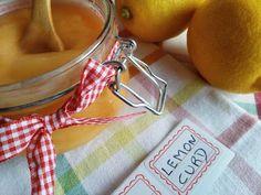 O Pecado Mora Em Casa: Curd de limão