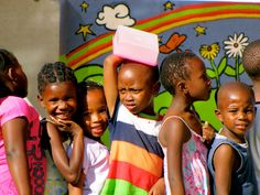 Children lining up for their lunch Food Security, Lunch, Children, Africa, Kids, Eat Lunch, Lunches, Food Safety, Sons