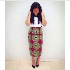 African skirt  #Ntoma#loveit