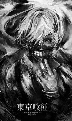 Tokyo ghoul : Ken Kaneki - This is awesome.