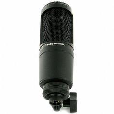 Audio-Technica AT2020 Condenser Mic