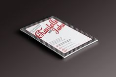 This was a completely custom design that was designed just for this wedding. Stationery Design, Wedding Stationery, The Marketing, Coke, Custom Design, This Or That Questions, Retro, Coca Cola, Stationary Design
