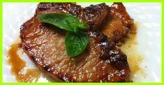 Honey Garlic Pork Chops SmartPoints value : 7 - weight watchers recipes