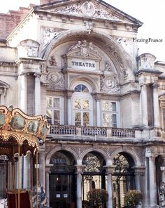 FleaingFrance…An accidental shift of my camera caused this shot to be overexposed…. Indore, France, Facade Architecture, Theatres, Paris, Musical Theatre, Under Construction, Countries Of The World, Wonders Of The World