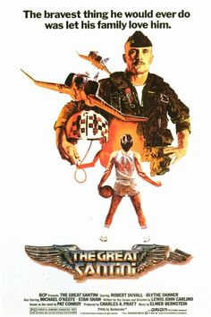 Image result for the great santini  movie poster