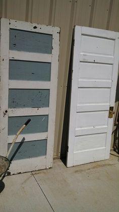 Five Panel Door Headboard