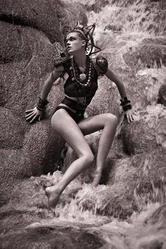 Leila Goldkuhl in Top Model 19 (ANTM)
