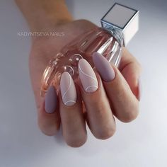 Nail art is a very popular trend these days and every woman you meet seems to have beautiful nails. It used to be that women would just go get a manicure or pedicure to get their nails trimmed and shaped with just a few coats of plain nail polish. Elegant Nail Designs, Short Nail Designs, Elegant Nails, Classy Nails, Toe Nail Designs, Acrylic Nail Designs, Gorgeous Nails, Pretty Nails, Fun Nails