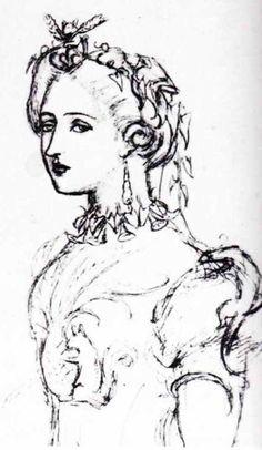Natural Ornament, John Everett Millais Model is Effie Gray Effie Gray, Pre Raphaelite Brotherhood, John Everett Millais, Aesthetic Movement, William Morris, Childrens Books, Art Drawings, Arts, Nature
