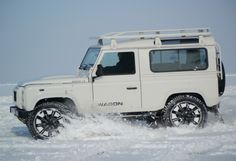 Icon Sport Wagon Defender 90 CSW